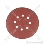 Hook & Loop Discs Punched 150mm 10pk - 120 Grit