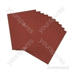 Emery Cloth Sheets 10pk - 36 Grit