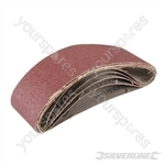Sanding Belts 40 x 305mm 5pk - 80 Grit