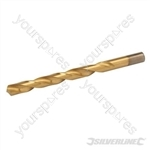HSS Titanium-Coated Drill Bit - 10.0mm