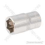 "Socket 1/2"" Drive Metric - 15mm"