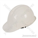 Safety Hard Hat - White