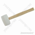 White Rubber Mallet - 24oz (680g)