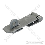 Hasp & Staple Heavy Duty - 40 x 115mm