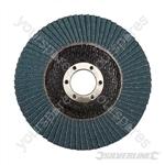 Zirconium Flap Disc - 115mm 60 Grit
