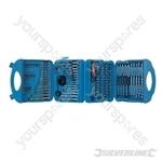 Assorted Drill Bit Set 126pce - 126pce