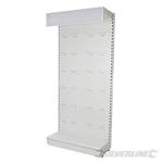 Pegboard & Slatwall Systems - Pegboard Toolbar 1000 x 400 x 2200mm