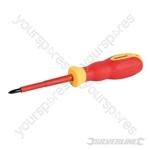 VDE Soft-Grip Electricians Screwdriver Phillips - PH1 x 80mm