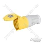 16A Socket - 110V 3 Pin