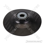 Rubber Backing Pad - 115mm