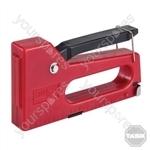 Staple Gun & 100 Staples - 4-8mm