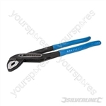 Slim Jaw Waterpump Pliers - Length 400mm  - Jaw 100mm