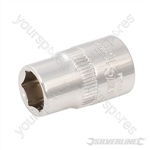 "Socket 3/8"" Drive 6pt Metric - 10mm"