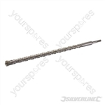 SDS Plus Crosshead Drill Bit - 22 x 460mm