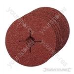 Fibre Discs 115 x 22.23mm 10pk - 24 Grit