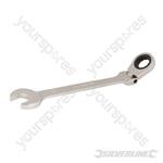 Flexible Head Ratchet Spanner - 27mm