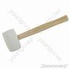White Rubber Mallet - 24oz