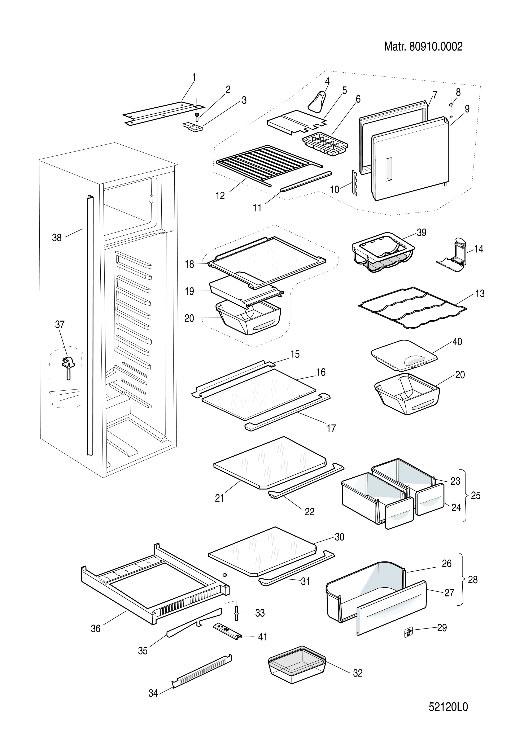 hotpoint hs1621 glass shelf only c00144356 by indesit. Black Bedroom Furniture Sets. Home Design Ideas