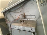Heat sensor for creda tumbler