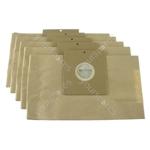 Samsung VC5010 Vacuum Cleaner Paper Dust Bags