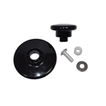 Slow Cooker Replacement Lid Knob And Skirt For Glass Lids Universal Part