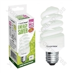 Mini Spiral CFL - 11w - E27 - 240V - 5600K (Daylight)