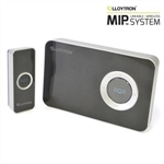 MiP 32 Melody Battery Operated Door Chime - Black
