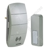 32 Melody Plug-In Wireless Door Chime - Gun Metal