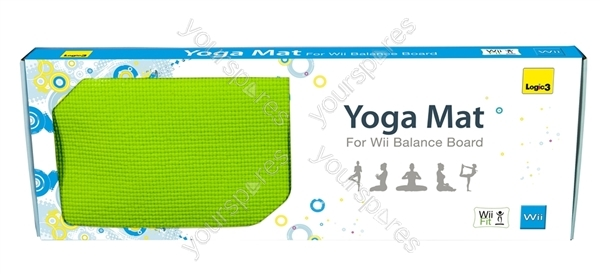 Wii Yoga Mat Nw868 By Logic3