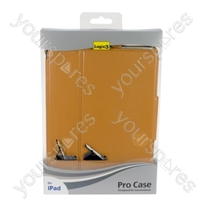 iPad Procase & Stand - Brown