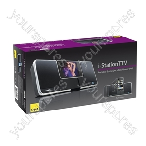 i-StationTTV - iPhone/iPod Speaker