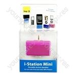 i-Station Mini - Pink