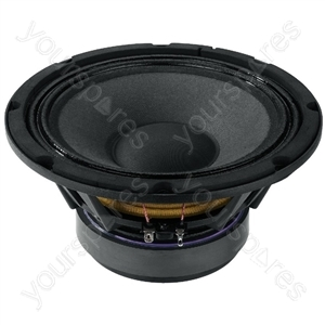 PA Woofer - Compact Pa Bass Speaker, Subwoofer, 150 w, 8 ω