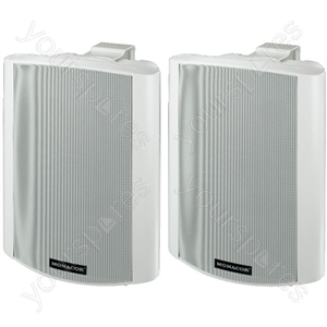 Active Cabinets - Active 2-way Stereo Speaker System, 2 x 20 w<sub></sub>