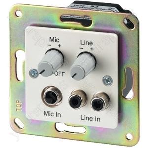 Pre-Amplifier - Flush-mounted Preamplifier