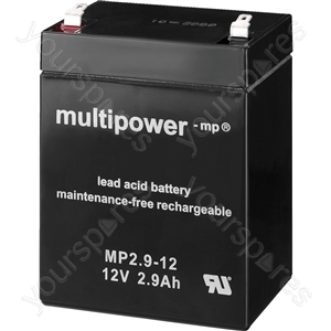 Lead Battery - Rechargeable Lead Battery, 12 v