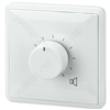PA Attenuator - Wall-mounted Pa Volume Controls With 24v Emergency Priority Relay