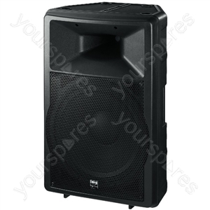 PA Speaker Cabinet - The 100series Of High Power Capability With A Nice Sound