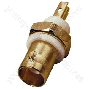 BNC Socket - Bnc Single-hole Jacks, 50 ω