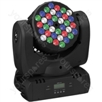 LED Moving Wash - Professional Led Moving Head Colour Changer