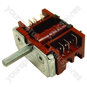 Main Oven Selector