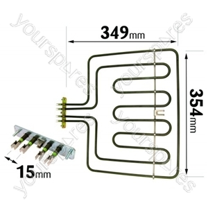 Belling XOU251 Dual Main Oven Grill Element 1800 - 700w