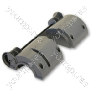 Motor Cover Lower Dark Steel