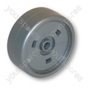 Dyson Rear Dark Steel Vacuum Wheel