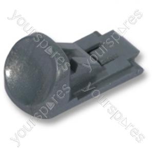 Bin Catch Metallic Grey Dc05