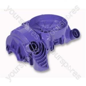 Upper Motor Cover Blue Dc08
