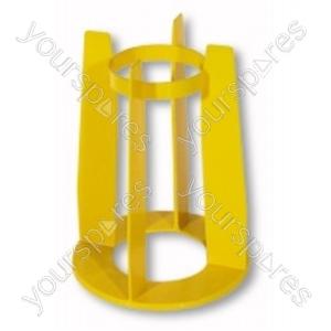 Bin Baffle Yellow Dc07
