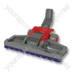 Floor Tool Steel/scarlet