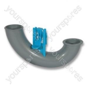 U Bend Assembly Silver Blue