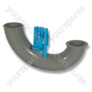 U Bend Assembly Grey Turquoise Dc07